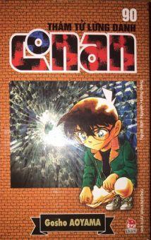 Thám Tử Lừng Danh Conan - Tập 90 - Gosho Aoyama