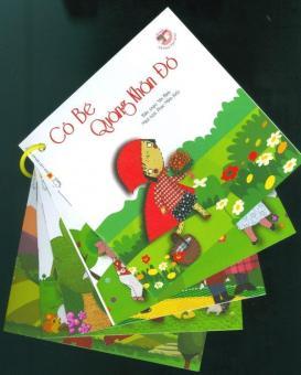 Cổ Tích Thế Giới 1 - Cô Bé Quàng Khăn Đỏ (Bộ 5 Cuốn) - Yên Bình,Phuc Minh Kids