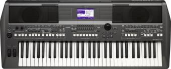 Đàn organ Yamaha S670 (Xám)