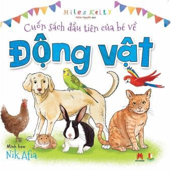 Cuốn sách đầu tiên của bé về động vật