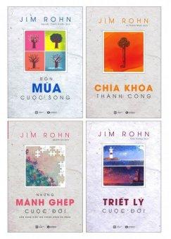 Bộ 4 cuốn Jim Rohn - Nhiều dịch giả,Jim Rohn