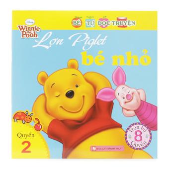 Bé Tự Đọc Truyện - Quyển 2: Lợn Piglet Bé Nhỏ