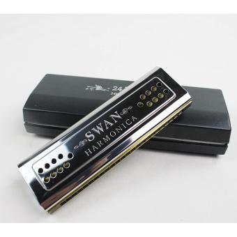 Kèn harmonica SWAN cao cấp 10 lỗ