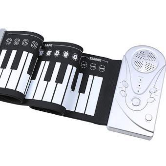 Đàn piano điện tử bàn phím cuộn dẻo (49 keys)