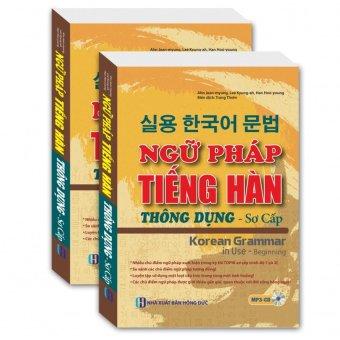 Ngữ pháp tiếng Hàn thông dụng - Sơ cấp (kèm CD)