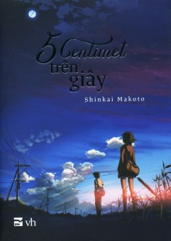 5 Centimet trên giây - Shinkai Makoto