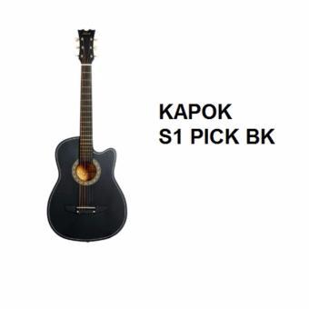 Đàn Guitar kapok S1 pick BK