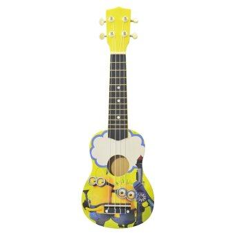 Đàn ukulele minion (Vàng)