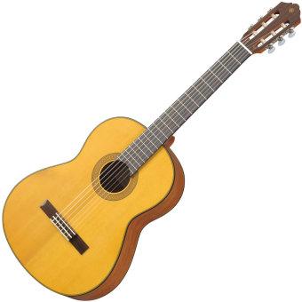 Đàn guitar classic Yamaha CG122MS (Gỗ)
