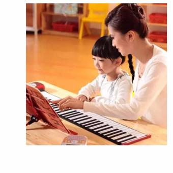 Đàn piano điện tử bàn phím cuộn dẻo 49 keys () Hàng Nhập