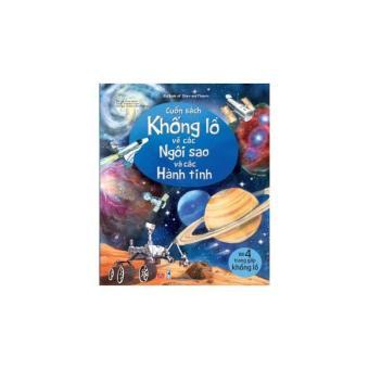 Big book of stars and planets – Cuốn sách khổng lồ về các ngôi sao và các hành tinh