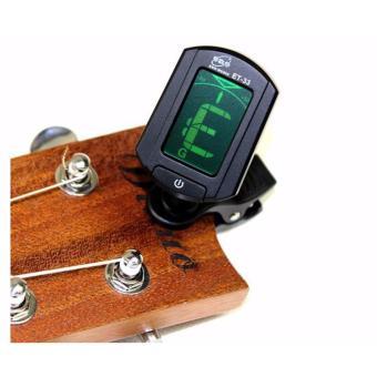 Máy lên dây đàn guitar Eno Music ET-33 ( Màu đen)