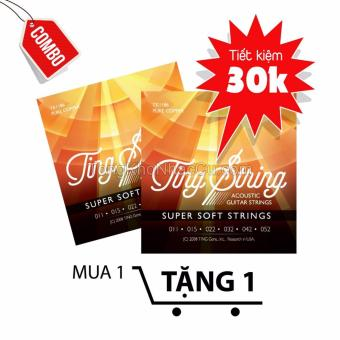 Bộ dây đàn guitar Acoustic - Ting String