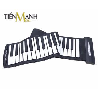 Đàn Piano 61 phím cuộn mềm dẻo Konix Flexible MD61S (Không loa - Midi Keyboard Controllers)