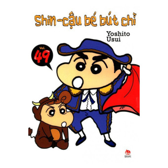 Shin - Cậu Bé Bút Chì (Tập 49) - Yoshito Usui