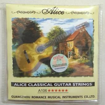 Dây đàn guitar classic Alice A106 (nylon)