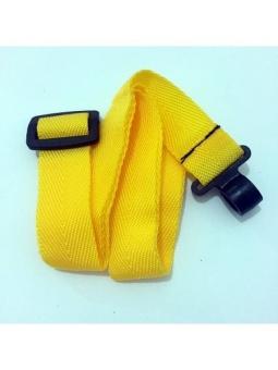 Dây đeo ukulele KBD 27A1 (Màu vàng)