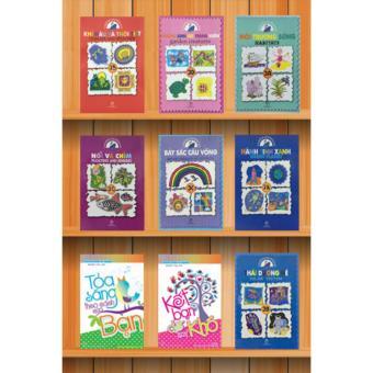 Combo sách tổng hợp cho thiếu nhi và tuổi mới lớn