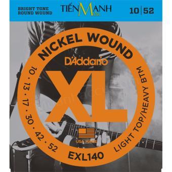 Bộ Dây Đàn Guitar Electric D'Addario EXL140