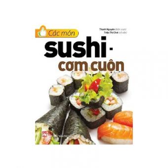 Các món sushi - cơm cuộn TB