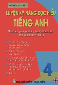 Luyện kỹ năng đọc hiểu tiếng Anh - Read & Understand 4