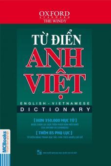 Từ điển Anh việt (xanh rêu)
