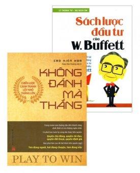 Combo Sách Lược Đầu Tư Của W. Buffett + Không Đánh Mà Thắng - Nhiều dịch giả, Nhiều tác giả