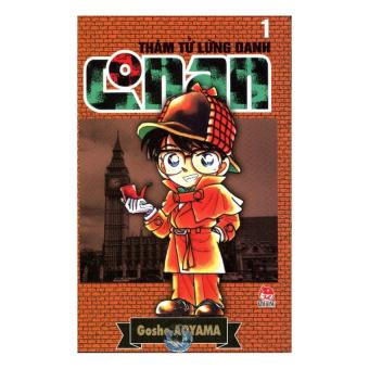 Thám Tử Lừng Danh Conan - Tập 1 - Aoyama Gosho