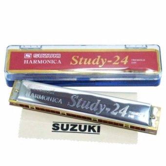 Harmonica Study 24 Suzuki