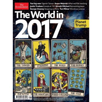 Tạp chí The Economist World in 2017