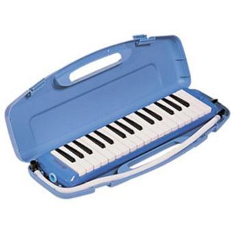 Kèn pianica Suzuki Melodion study 32 (Xanh nhạt)