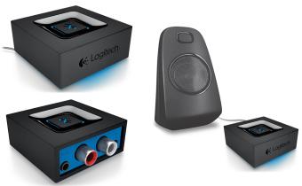 Bộ thu Audio Bluetooth Logitech - Hàng nhập khẩu