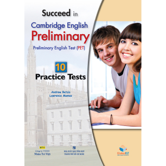 Succeed in Cambridge English: Preliminary (PET) (kèm CD)