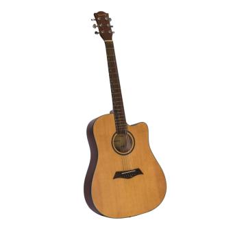 Đàn guitar acoustic Sunny 1041 (Gỗ sáng)