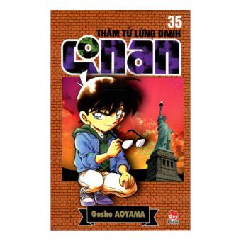 Thám Tử Lừng Danh Conan - Tập 35 (Tái Bản 2014) - Aoyama Gosho