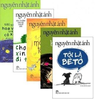 Bộ 5 cuốn sách của Nguyễn Nhật Ánh - Nguyễn Nhật Ánh