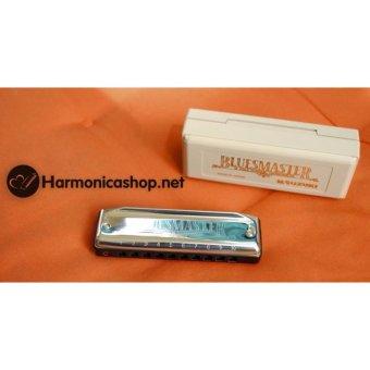 Harmonica Suzuki Diatonic BlueMaster Mr-250