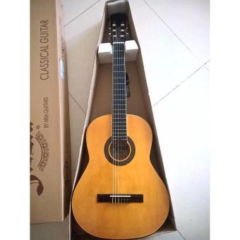 Classic guitar Aria Nhật FST-200N (màu vàng gỗ tự nhiên)