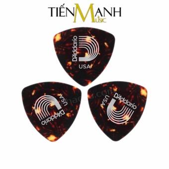 Combo 3 móng gẩy dày 0.7mm D'Addario Pick chính hãng 2CSH4 (Cho Đàn Guitar, Ukulele, Mandolin, Nguyệt...)