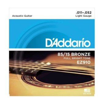 Dây đàn guitar acoustic Daddario-EZ910