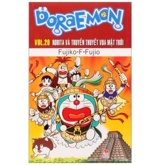 Doraemon - Vol.20: Nobita Và Truyền Thuyết Vua Mặt Trời