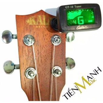 Máy lên đây đàn đa năng Tuner GT-10 (Guitar, Ukulele, Violin, Bass, Chromatic)