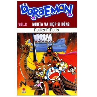 Doraemon - Vol.8: Nobita Và Hiệp Sĩ Rồng