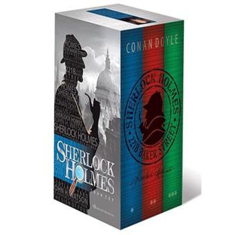 Sherlock Holmes Toàn Tập (Trọn Bộ 3 Tập)