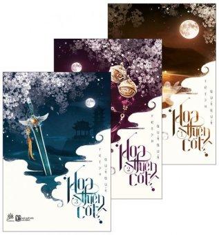 Bộ Hoa Thiên Cốt - Bộ 3 Tập (Tái Bản 2016) - Hoàng Phương Anh, Fresh Quả Quả