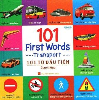 101 Từ Đầu Tiên - Giao Thông - MiLoKids
