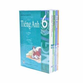 Bộ sách giáo khoa lớp 6