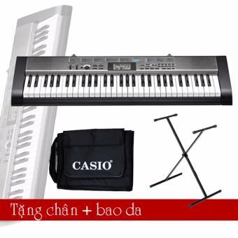 Đàn Organ Casio CTK-1300 tặng kèm chân - bao da