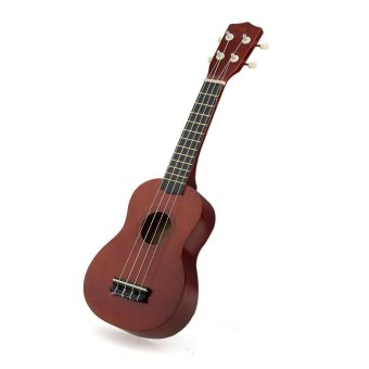 Đàn ukulele soprano Magnate Coffee (màu nâu coffee)