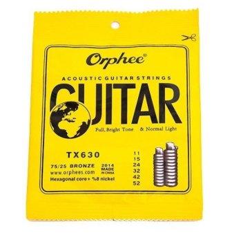 Dây đàn acoustic Orphee TX630